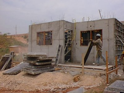 Low Cost Concrete House